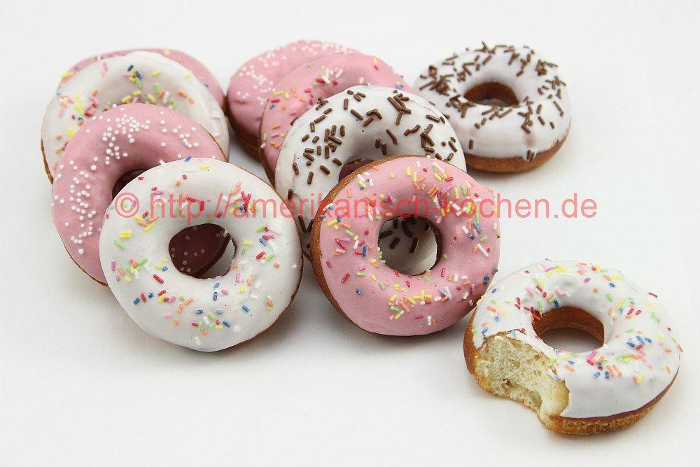doughnuts hefe donuts amerikanisch. Black Bedroom Furniture Sets. Home Design Ideas