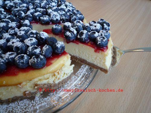 cheesecake ohne backen no bake cheesecake amerikanisch. Black Bedroom Furniture Sets. Home Design Ideas