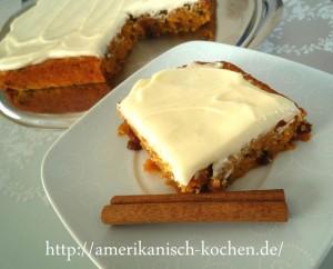 Carrotcake-300x242 in Carrot Cake with Cream Cheese Frosting (Möhrenkuchen mit Frischkäse-Creme)