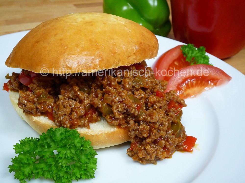 Rezepte mit hackfleisch hamburger