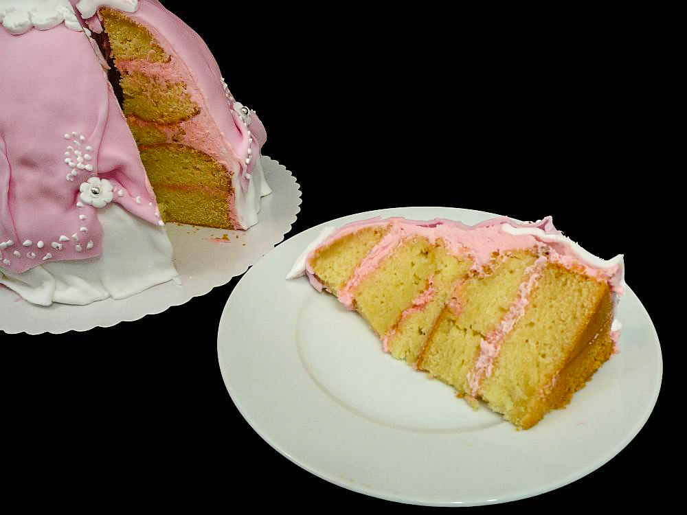 Prinzessinnen Torte 2