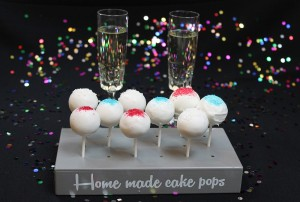 champanger cakepops