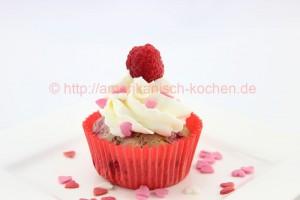 himberr cupcakes