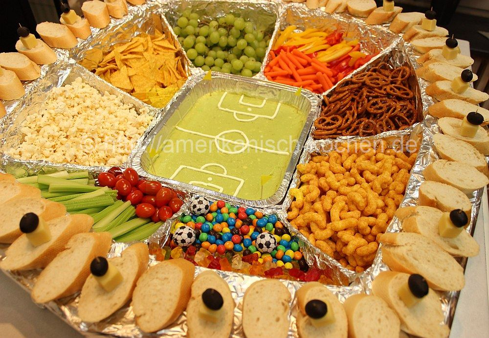 Best Foods Football Party