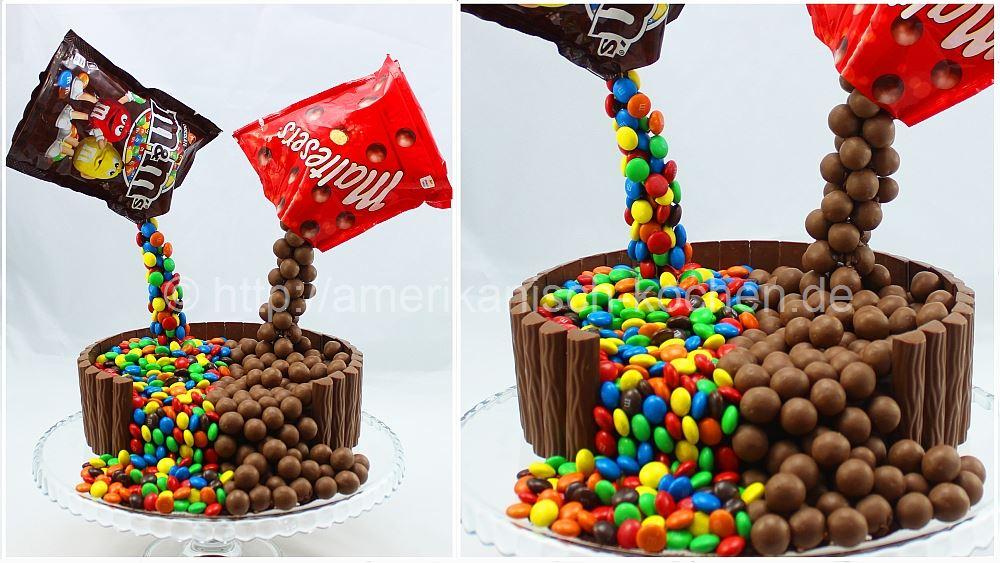 Illusion Candy Cake Amerikanisch Kochen De