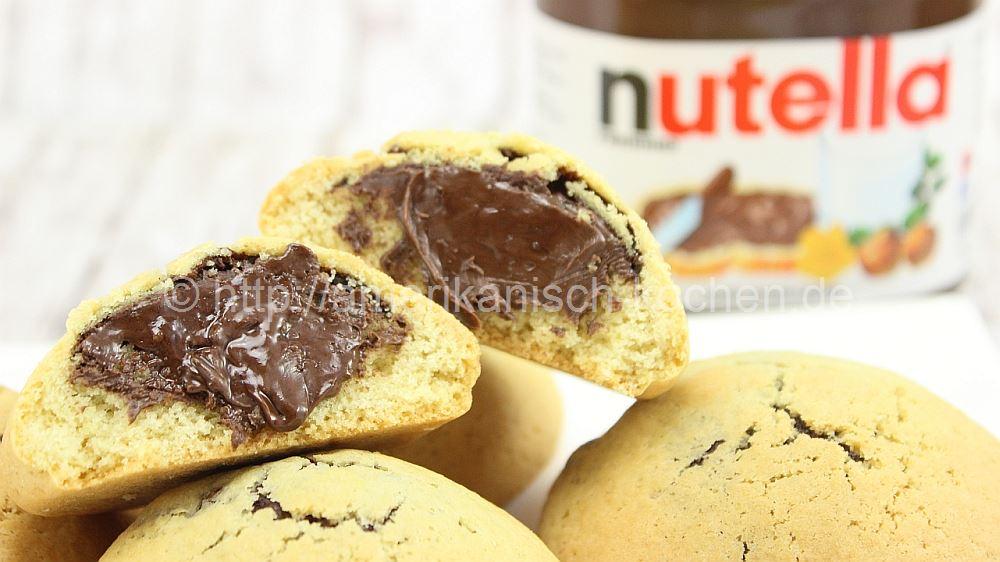Nutella kekse rezept kuchen