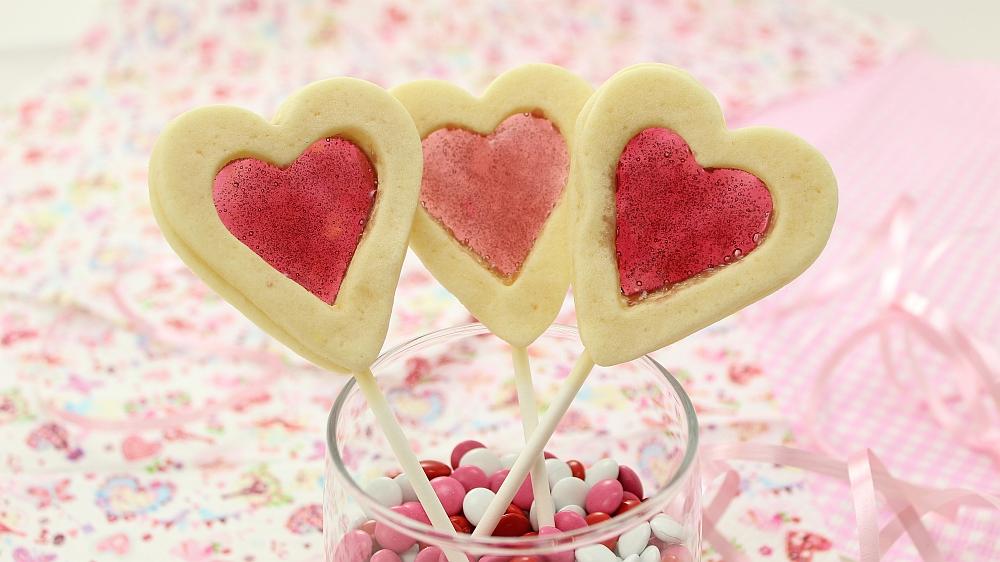 Danato Com Weihnachten.Valentine Cookie Pops Danato American Kochen De