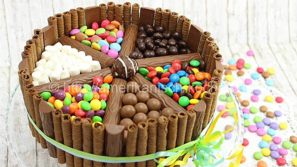 Take  Candy Bar Cake Recipe