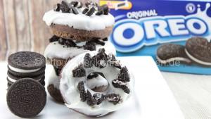 Donuts mit Oreo