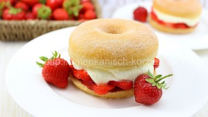 shortcake donut