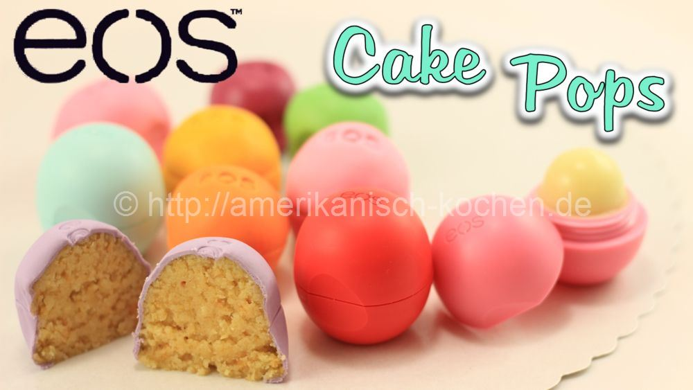 eos cake pops eos mini cake eos how to make cake pops american. Black Bedroom Furniture Sets. Home Design Ideas