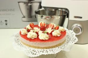 Erdbeer Cheesecake 1