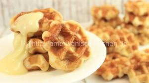 cinamon roll waffeln