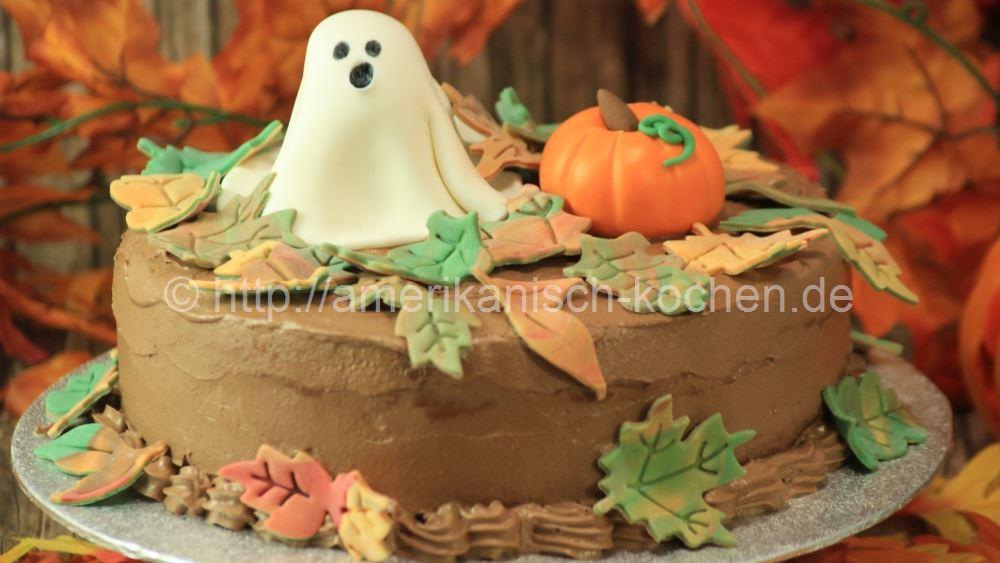 k rbis schokoladen torte halloween torte halloween. Black Bedroom Furniture Sets. Home Design Ideas
