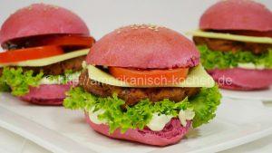 vegan burger patties i vegane hamburger amerikanisch. Black Bedroom Furniture Sets. Home Design Ideas