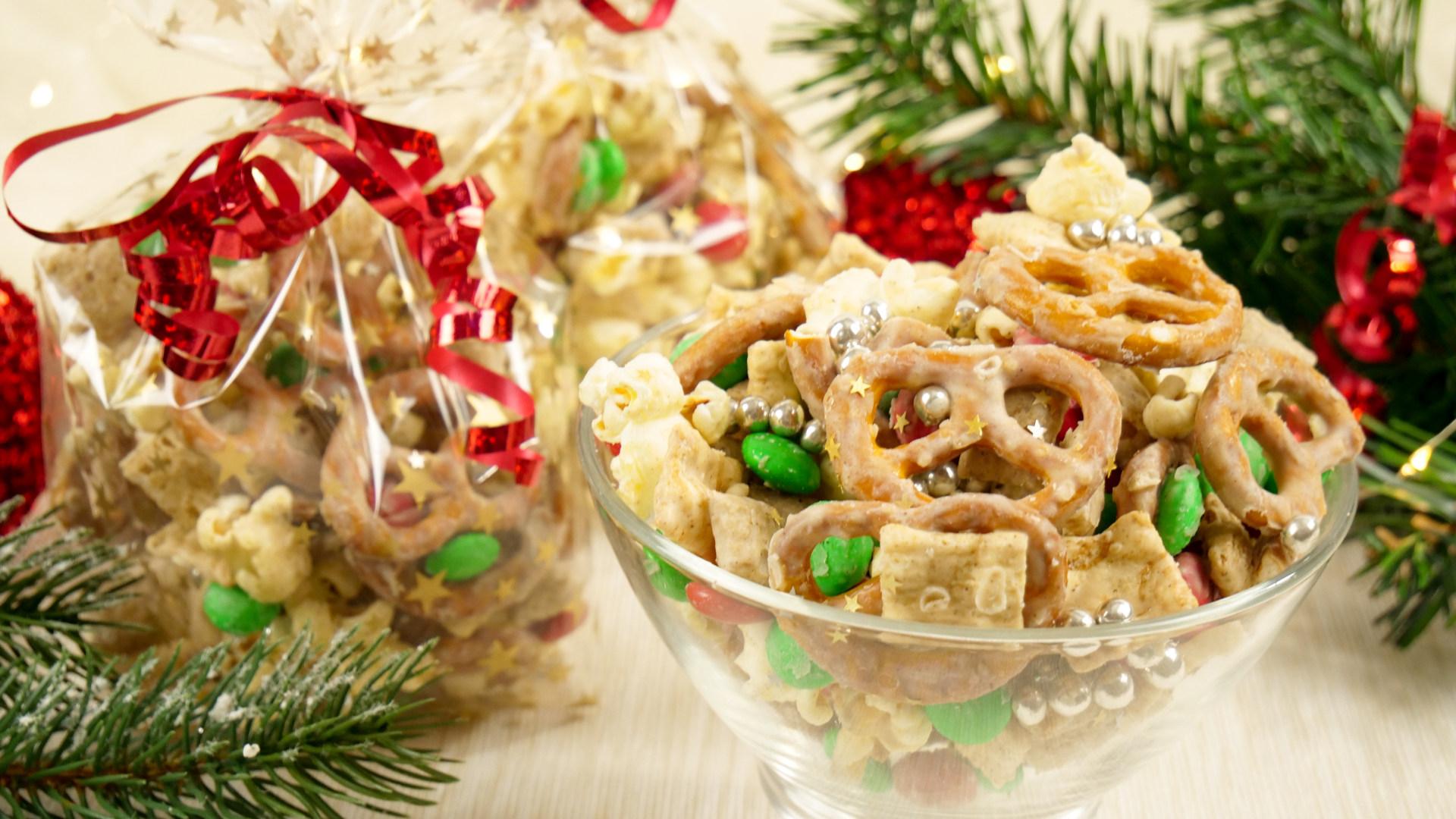 Rezept: Christmas Crunch selber machen
